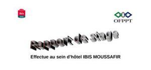 Rapport de stage effectue au sein d'hôtel ibis moussafir