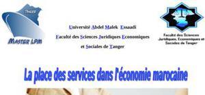 Economie des services