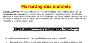 Marketing général et segmentation