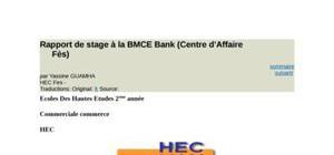 Rapport de stage à la bmce bank.doc