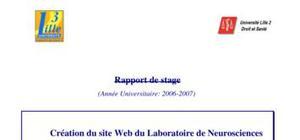 Création du site web avec joomla