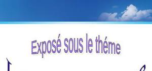 Expose sous theme la sous traitance