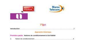 Programme de fidélisation opérateurs télécom marocain