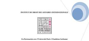 Contrat d'etat et internationalisation