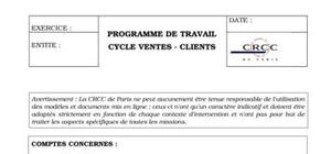 Audit cycle ventes - clients