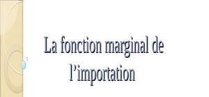 Fonction de l'importation kyénisiènne