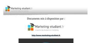 Le e-marketign b to b