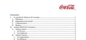 La compagnie coca-cola