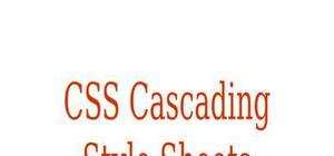 Cour style css pour les site web