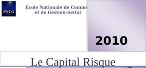 Le capital risque