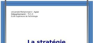 La stratégie logistique de l'oncf