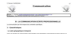La communication des entreprises informatiques