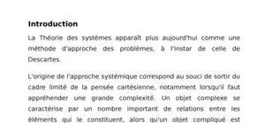 Système de gestion et de finalisation
