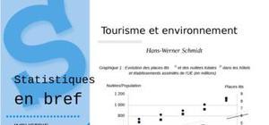 Tourisme et environnement:statistiques en bref