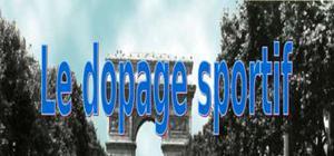Diapo dopage sportifs
