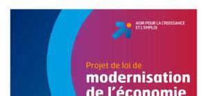 Modernisation de l'économie
