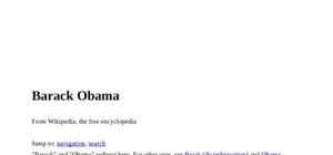 Barack obama biographie