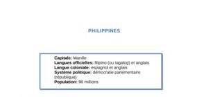 Exposé les philippines