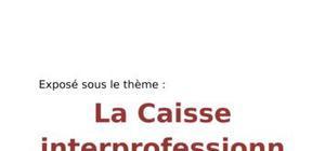 Caisse interprofessionnelle marocaine de retraite