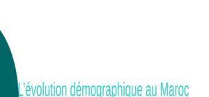 L'évolution démographique au maroc