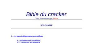 Bible du cracker assembleur