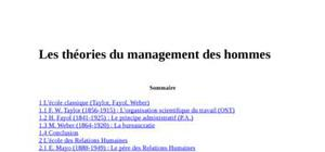 Le management stratgique et son