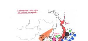 Carte bac : l'asie orientale, une aire de puissance en expansion