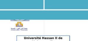 Commerce extérieur et développement au maroc