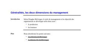 Gestion ressource humain