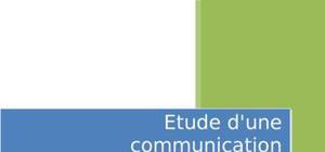 étude de la communication de dior