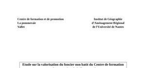 Mémoire licence pro atu
