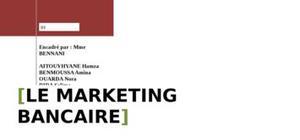 Marketing banacaire: cas société générale