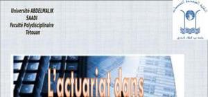 L'actuariat dans le secteur d'assurance