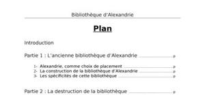 Bibliotheque d alexendre