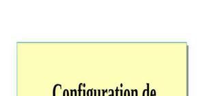 Configuration de microsoft windowsxp professionnel pour fonctionner sur des réseaux microsoft