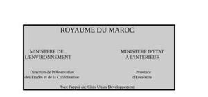 Monographie locale de l'environnement d'essaouira
