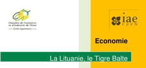Analyse macro économique de la lituanie