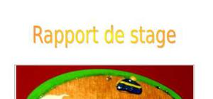 Rapport de stage orl