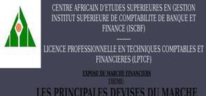 Les principales devises du marché financiers et les différentes monnaies du continent africain