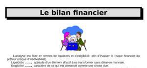 Cours d'analyse financière: bilan financier