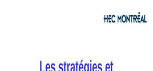 Les stratégies et programmes de marchandisage