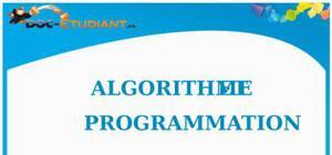 Cours Algorithme et Programmation : Terminale S