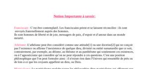 Notions  bac de français