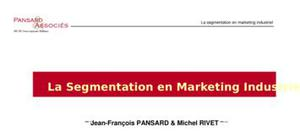 Segmentation au marketing industriel