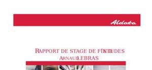 Rapport de stage gestion de stock