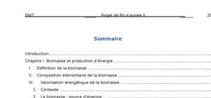La production de biochar