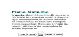 Promotion déstribution (marketing)