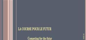 La course pour le futur