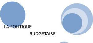 Politique budgetaire