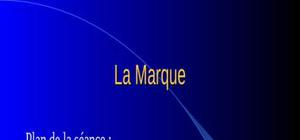 La marque (marketing)